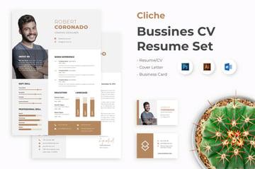 Infographic Resume Choice