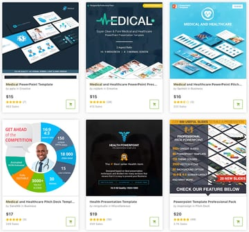 Medical PowerPoint Themes Envato Market