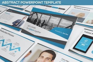 Premium Abstract Template