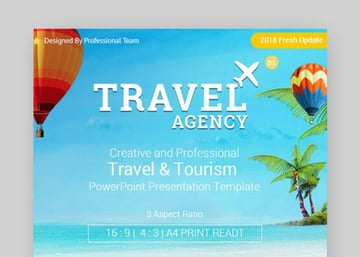 travel agency powerpoint presentation