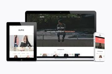 Shopify Mobile Theme JMS Elpis