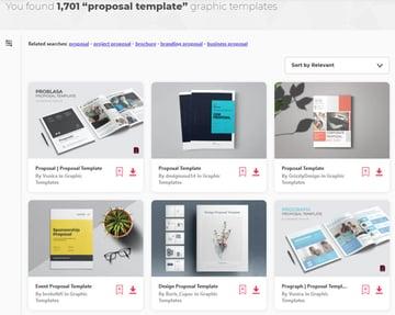 Business Proposal Templates