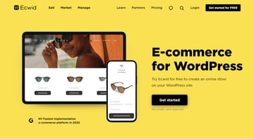 Add an ecommerce store
