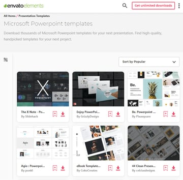 PowerPoint Templates Unlimited