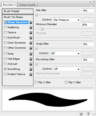 Setup Your Document and Brush