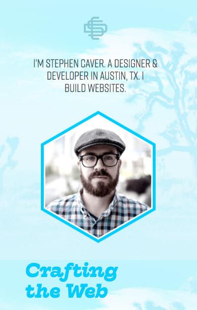 Stephen Caver mobile