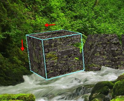Split the 3D Object