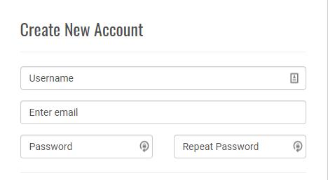 Register for an API