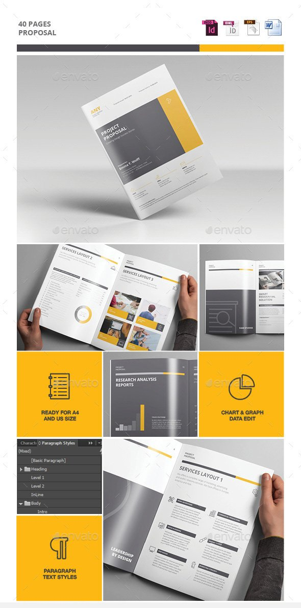 Project Business Proposal Template