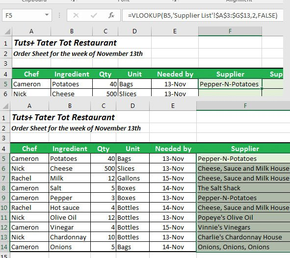 Pulldown formula is working perfectly in Excel