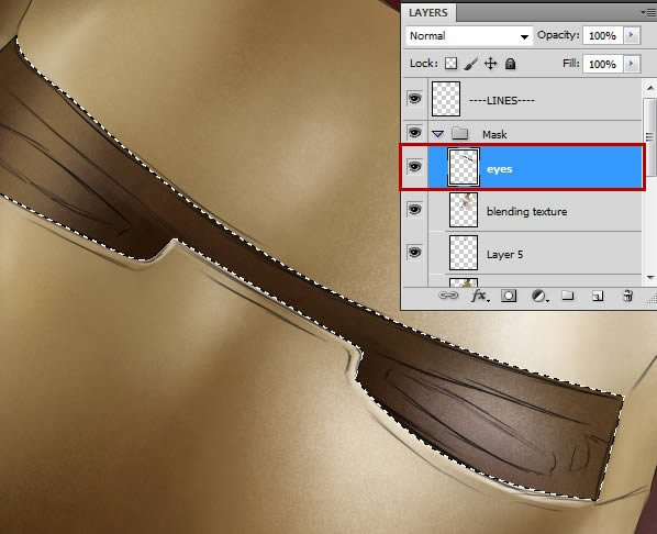 Add Texture to the Digital Painting
