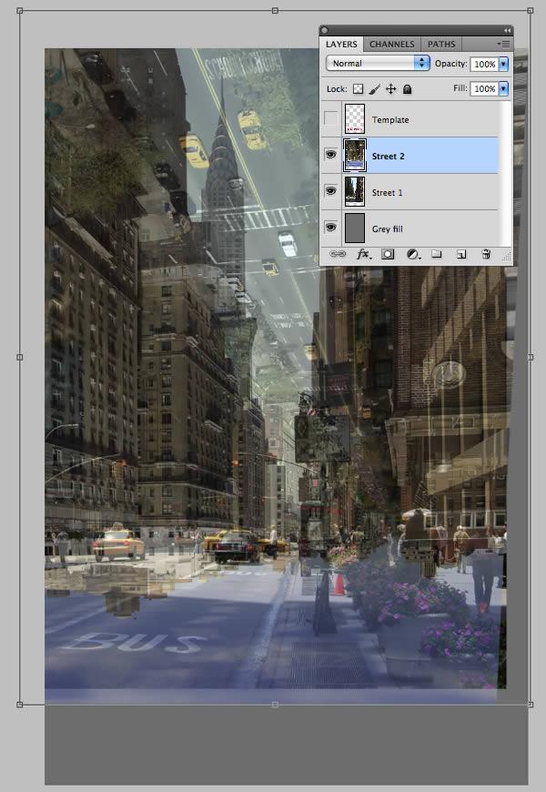 Create the City