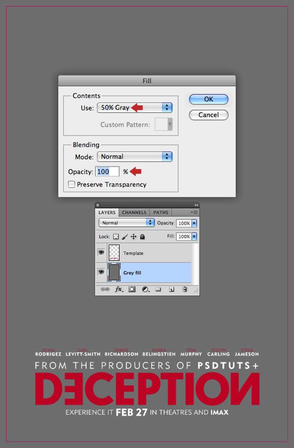 Create a PDF Template