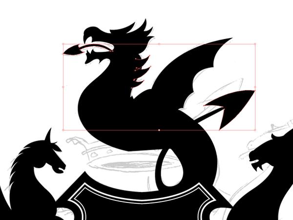 Create the Dragon