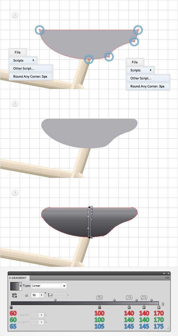 Create a Bike Seat