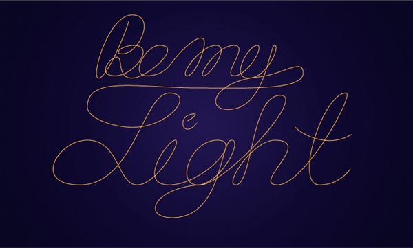 Create the Lighting Effect