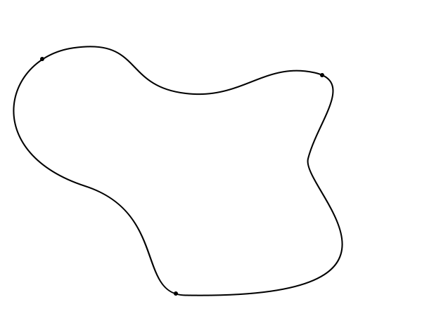 Example of a path