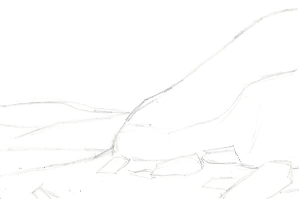 Sketching out your landscape