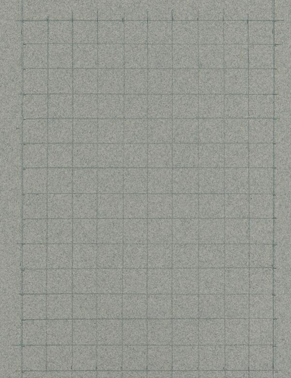 Drawing grid on paper