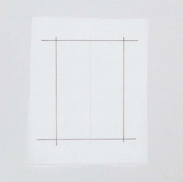 Draw a reflecting line in your box