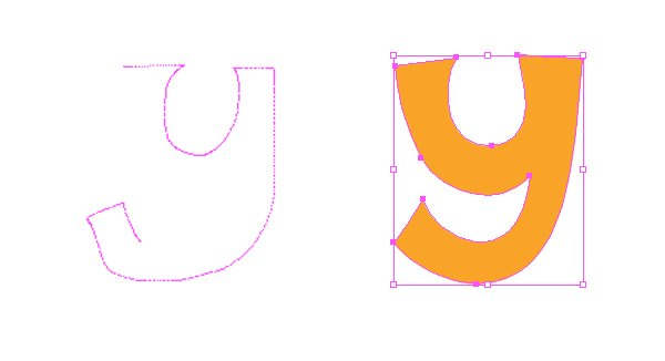 use Pencil Tool N and freehand the letters