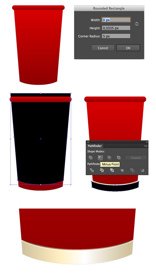 add the edges to the bucket
