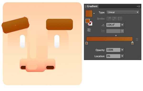 add eye brows