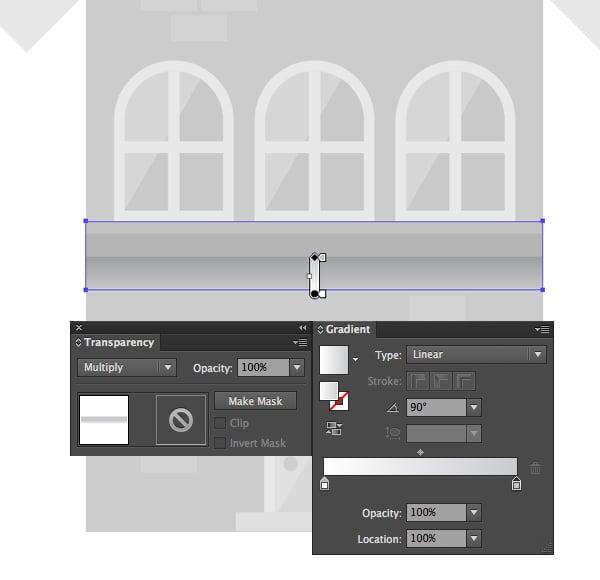 add shadows in multiply blending mode 1