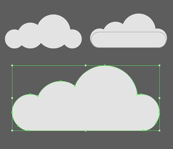 form a cloud
