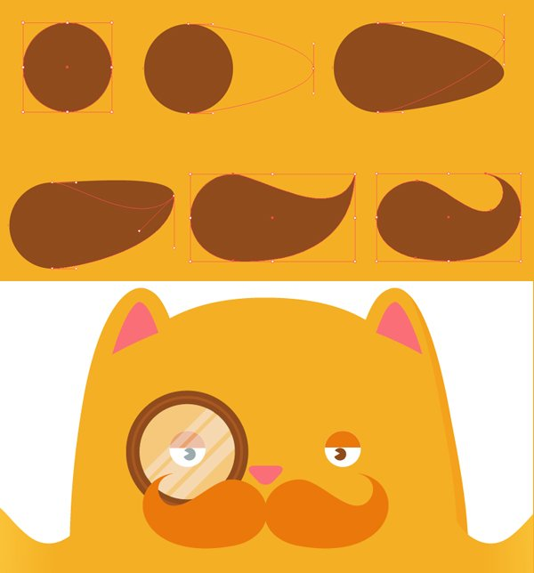 render the mustache