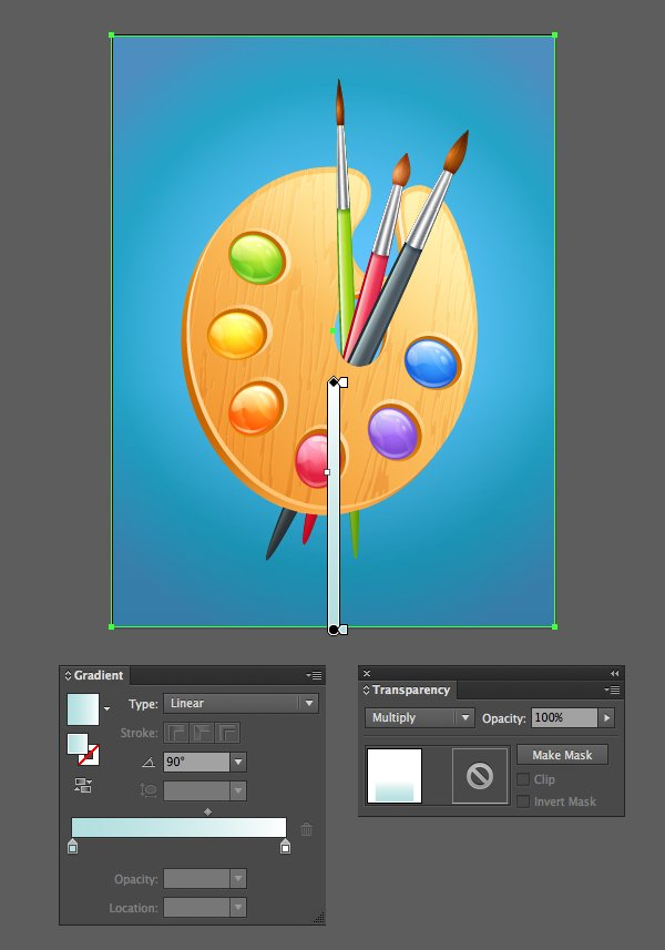 create a simple background 2