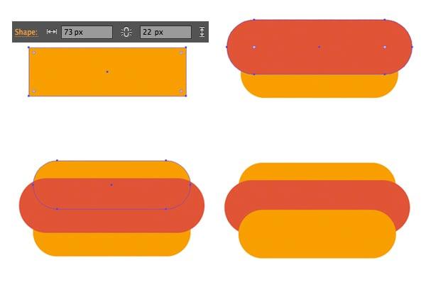 make s flat hot-dog