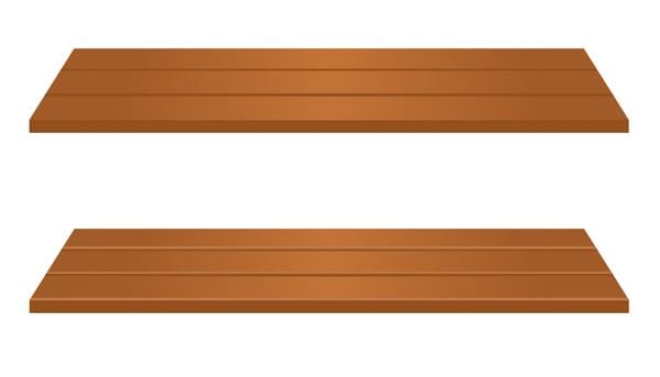 make wooden planks