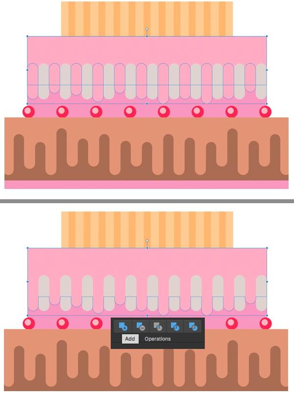 make strawberry pink drips 3