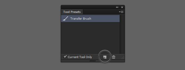 photoshop tool preset brush