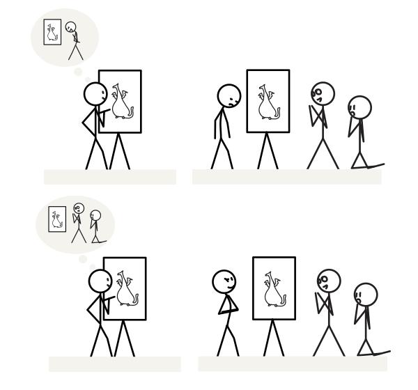 artistic intention success