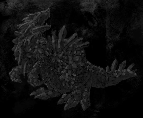 concept art monster  textures 2