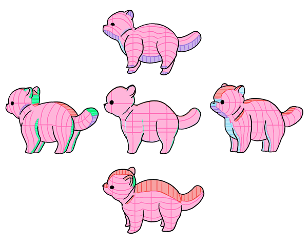 perspective animals how to draw life 5