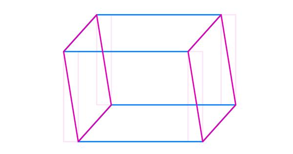 perspective how to draw ellipsoid torso capsule barrel 7