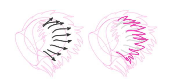 koala how to draw ears 7