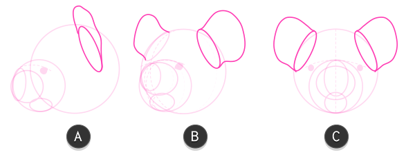 koala how to draw head 6