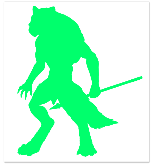 character design concept outline clipping mask 5