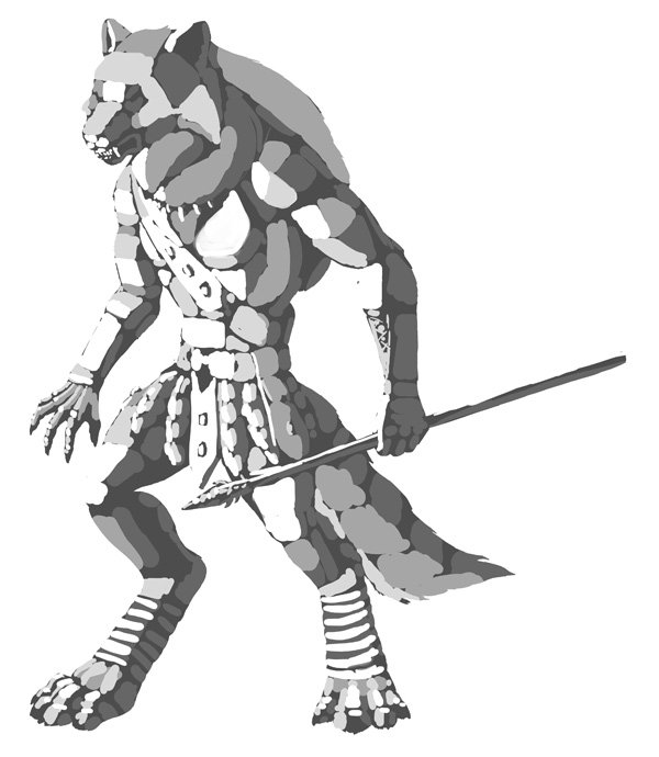 character design concept 3d form 7