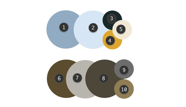character design concept color scheme
