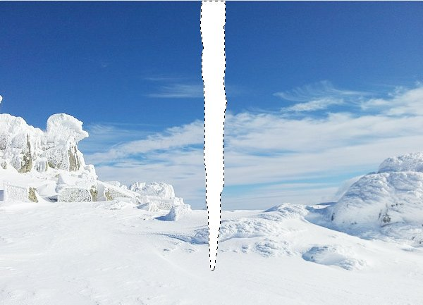 paint icicle photoshop layer style 2