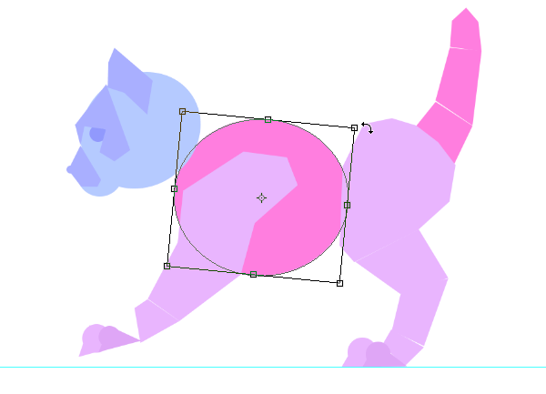 photoshop animation kitten body animal simple 6