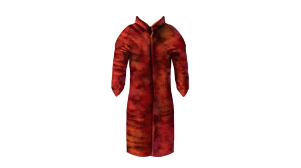 how to draw polish winged hussar tunic robe