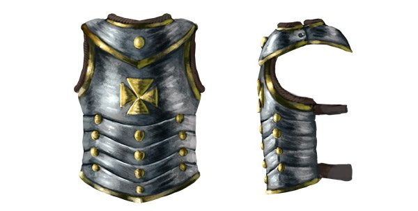 how to draw polish winged hussar cuiryss breastplate