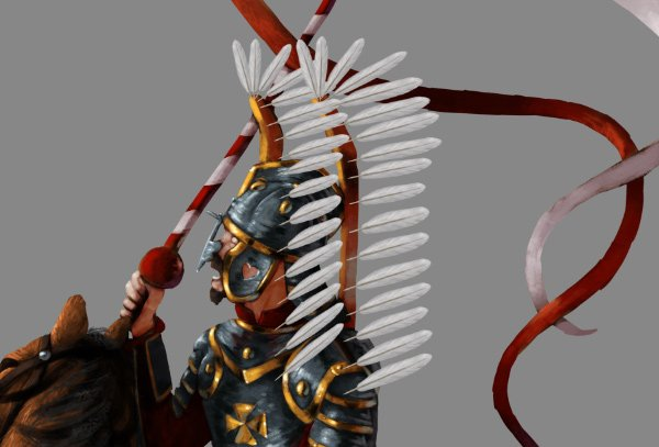 how to paint draw feathers photoshop wing hussar 3