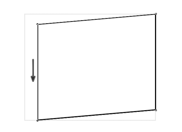 photoshop perspective simple drawing 4